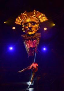 circus props mask