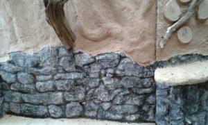 set painting boomtown plastic granite