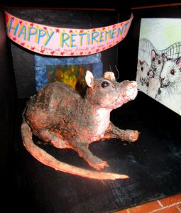 Rat model george orwell 1984 funny rodent backstory