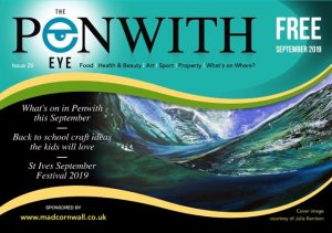 """Penwith Eye"" cover, September 2019"