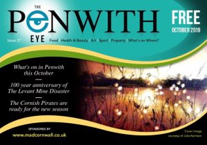 """Penwith Eye"" cover, October 2019"